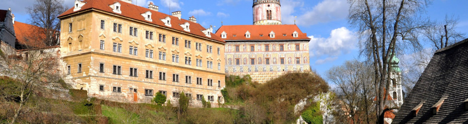 Castle Cesky Krumlov is openning again